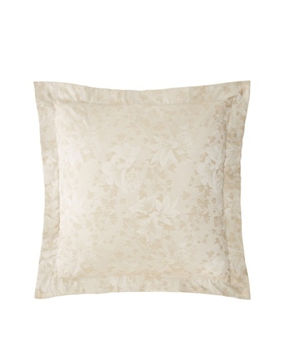 Home Treasures Elegance Jacquard Sham, Mist, EuroAs You See