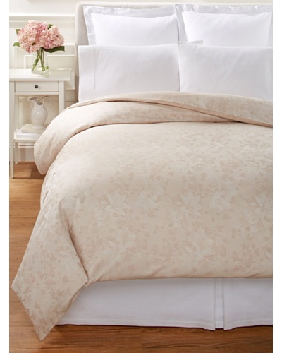 Home Treasures Elegance Jacquard Duvet Cover