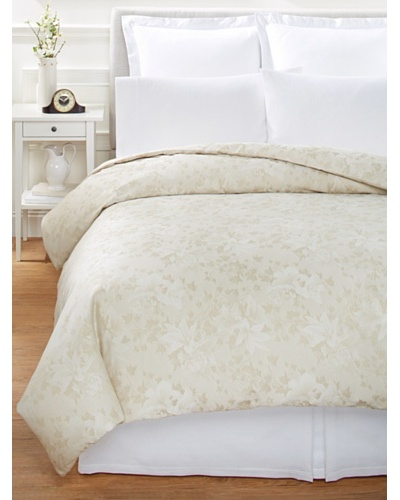 Home Treasures Elegance Jacquard Duvet Cover [Mist]