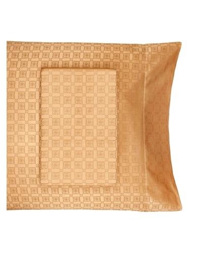 Home Treasures Albert Pillowcases [Olive/Gold]