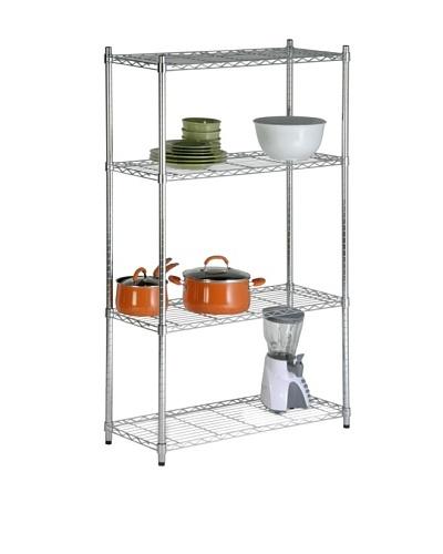Honey-Can-Do 4-Tier Closet Organizing Shelving Unit