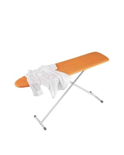 Honey-Can-Do Basic Ironing Board, White/Orange
