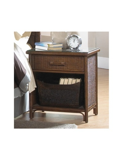 Hospitality Rattan Padre Island One-Drawer Nightstand