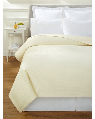 Hotel Fine Linens Mercerized Cotton Blanket