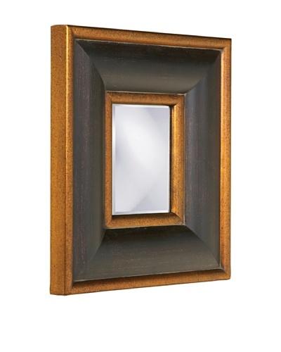 Howard Elliott Collection Innsbruck Rectangular Mirror, Gold Leaf