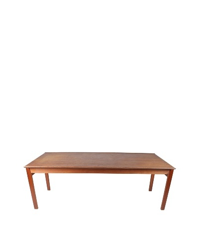 Kindt-Larsen Coffee Table, Brown