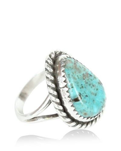 Turquoise Ring, Turquoise/Silver