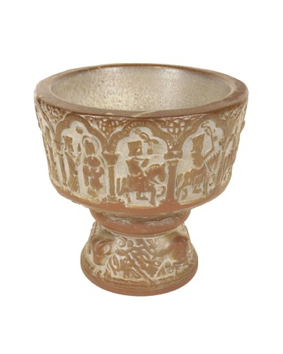 Michael Andersen Baptismal Font, Brown