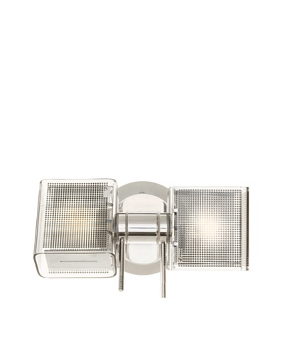 Icone Mosaico 2 Wall/Ceiling Light, BlackAs You See
