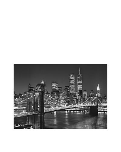 Komar Brooklyn Bridge Wall Mural