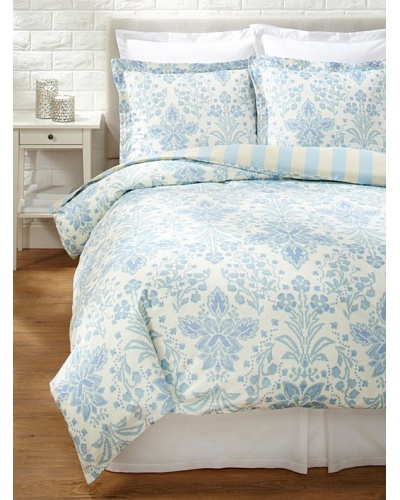 Image by Charlie Azure Duvet Cover Set