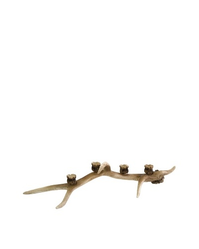 Tilmont Antler Candle Holder