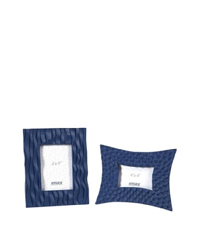 Set of 2 Essentials Blue Frames