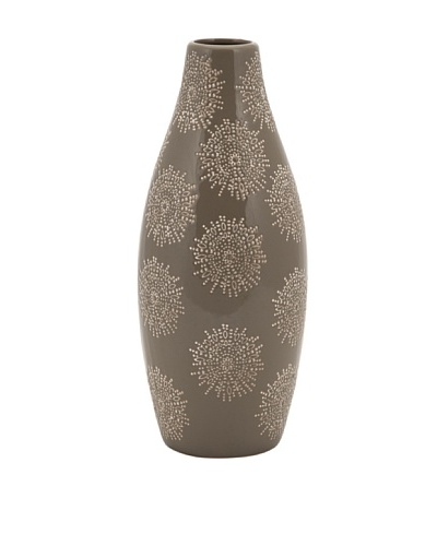 Essentials Starburst Vase, Short