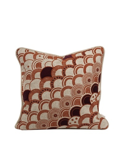 IK Haliea Embroidered Pillow