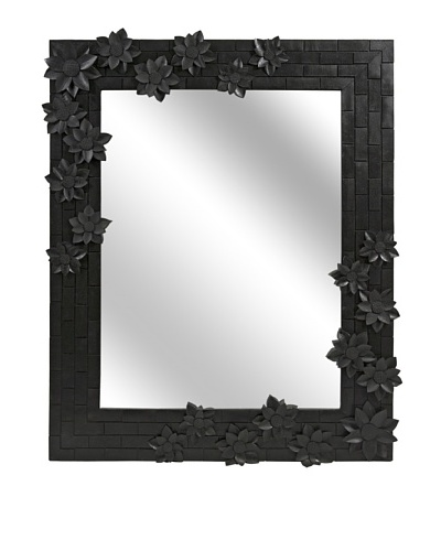 Carswell Recycled Tire Mirror