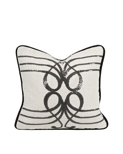 IK Symphony Sequin Down Pillow