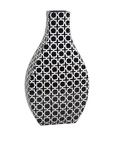 Layla Large Pattern Vase