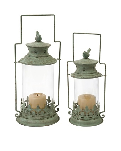 Set of 2 Luxlin Lanterns