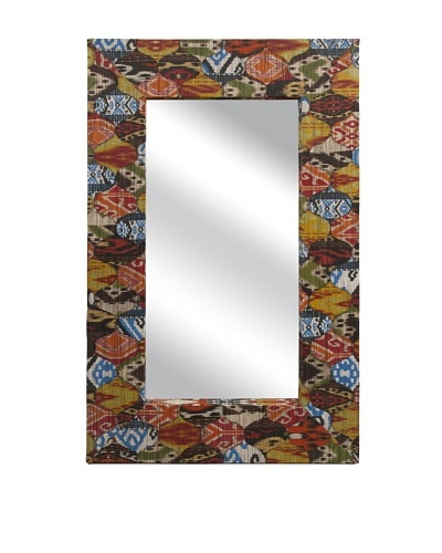 Tymon Waterhyacinth Wall Mirror