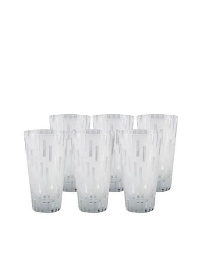 Impulse! Set of 6 Urban Water Glasses