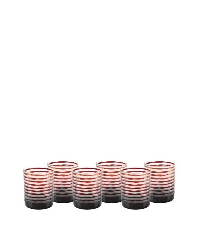 Impulse! Set of 6 Vienna Rocks Glasses