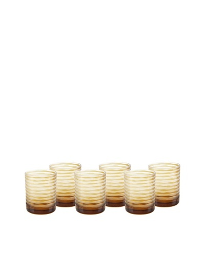 Impulse! Set of 6 Vienna Rocks Glasses