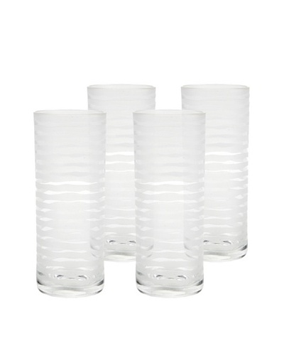 Impulse! Set of 4 Vienna Highball Glasses