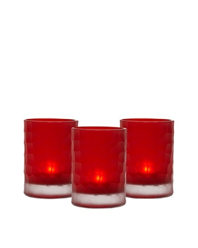 Impulse! Set of 3 Beehive Votives