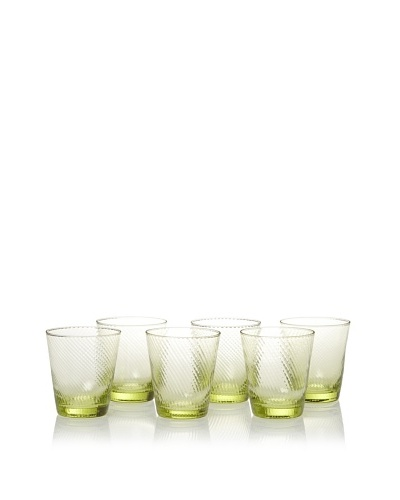 Impulse! Set of 4 Roma Rocks Glasses