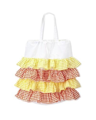 India Rose Penelope Laundry Bag, Multi, 24 x 30