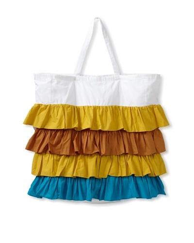 "India Rose Sun Burst Laundry Bag, Multi, 24"" x 30"""
