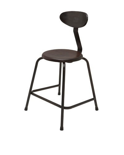 Industrial Chic Work Chair, Sepele