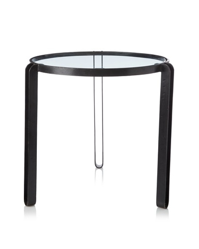 Jamie Young Loop Leg Side Table, Iron