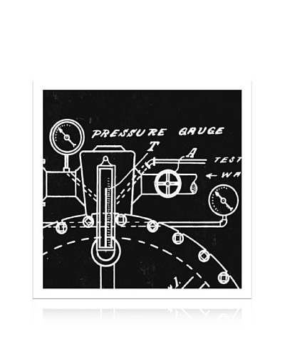 Lillian August Pressure Gauge