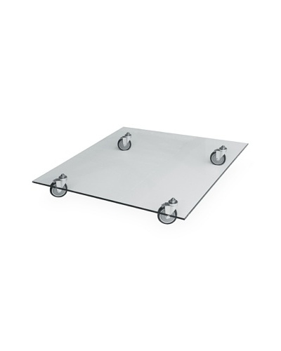 Control Brand The Holland Coffee Table, Clear