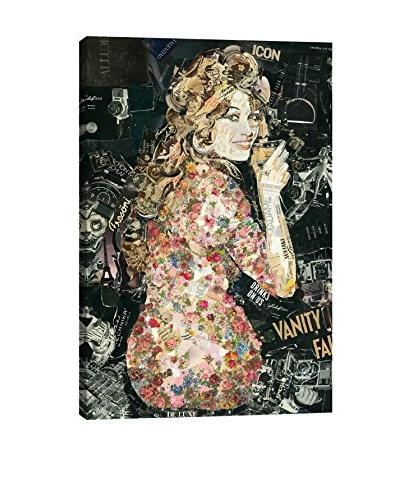 Ines Kouidis Everybody Loves My Baby Giclée on Canvas