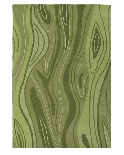 Inhabit Hand-Tufted New Zealand Wool Rug [Grass]