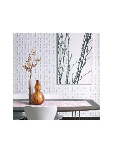Inhabit Braille Wall Flats, Off-White