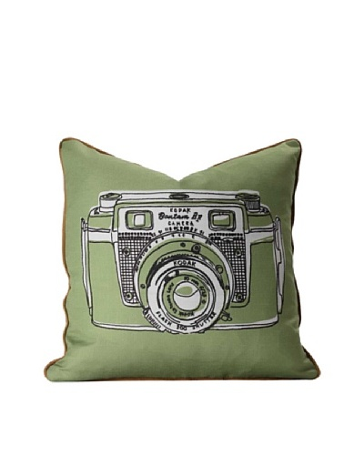 Inhabit Shutter Pillow, Hazelnut & ApricotAs You See
