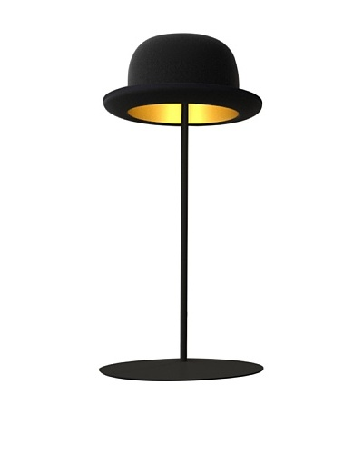 Innermost Jeeves Table Lamp, Black