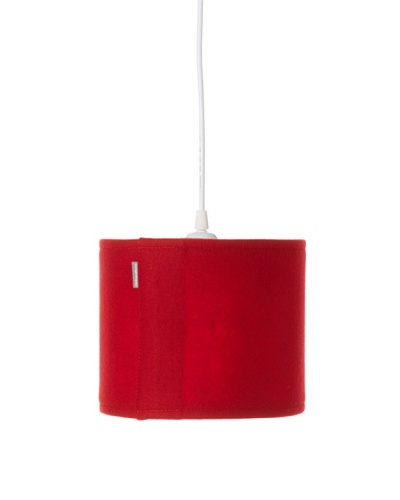 Innermost Kobe Small Pendant Lamp, Red