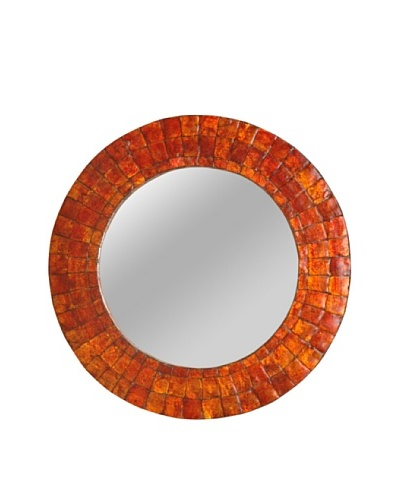 Jeffan Cameron Round Mirror