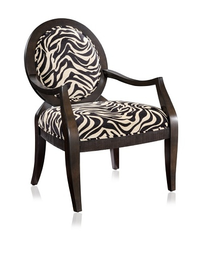 Coast to Coast Accent Chair, Espresso