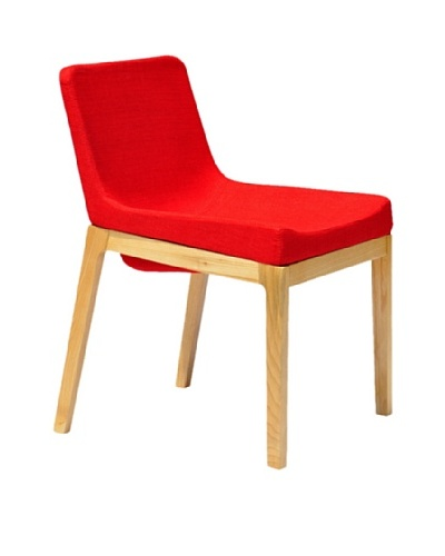 International Design USA Soho Dining Chair, RedAs You See