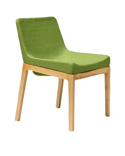 International Design USA Soho Dining Chair, Green