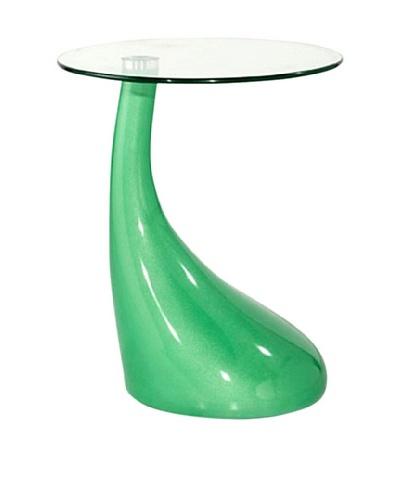 International Design USA Jupiter Coffee Table, Green