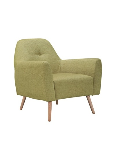 International Design USA Grandeur Chair, Soft Green