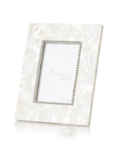 Isabella Adams Picture Frame with Swarovski Crystals