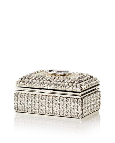 Isabella Adams Freshwater Pearl & Swarovski Crystal Ring Box, April